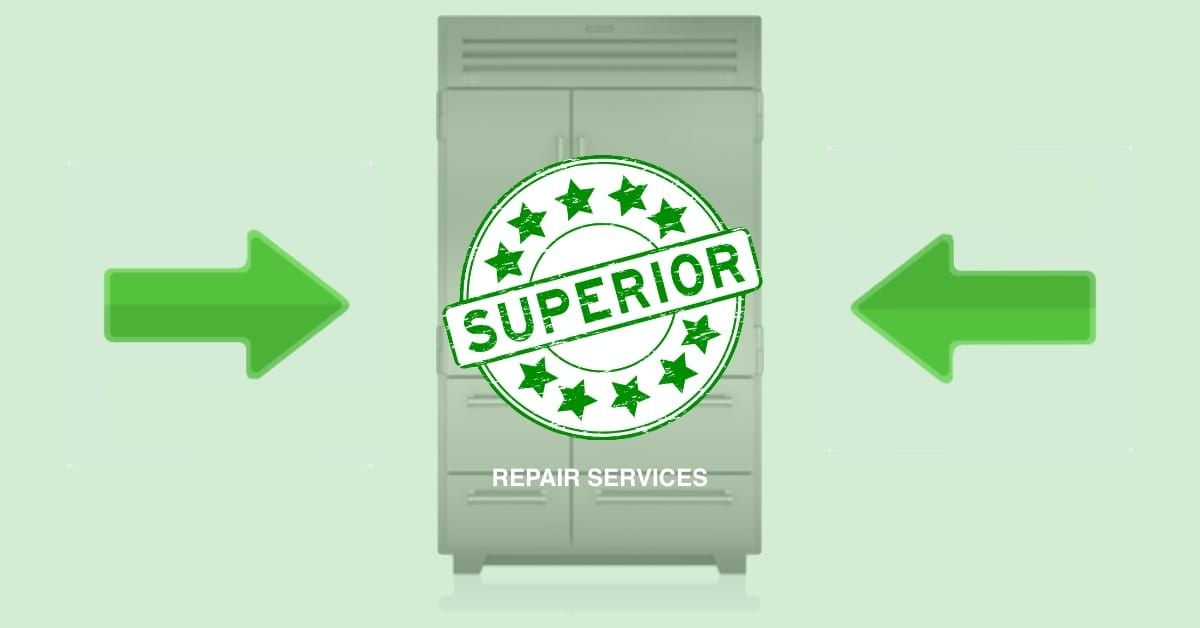 Superior Sarasota Sub-Zero Appliance Repair at Your Doorstep