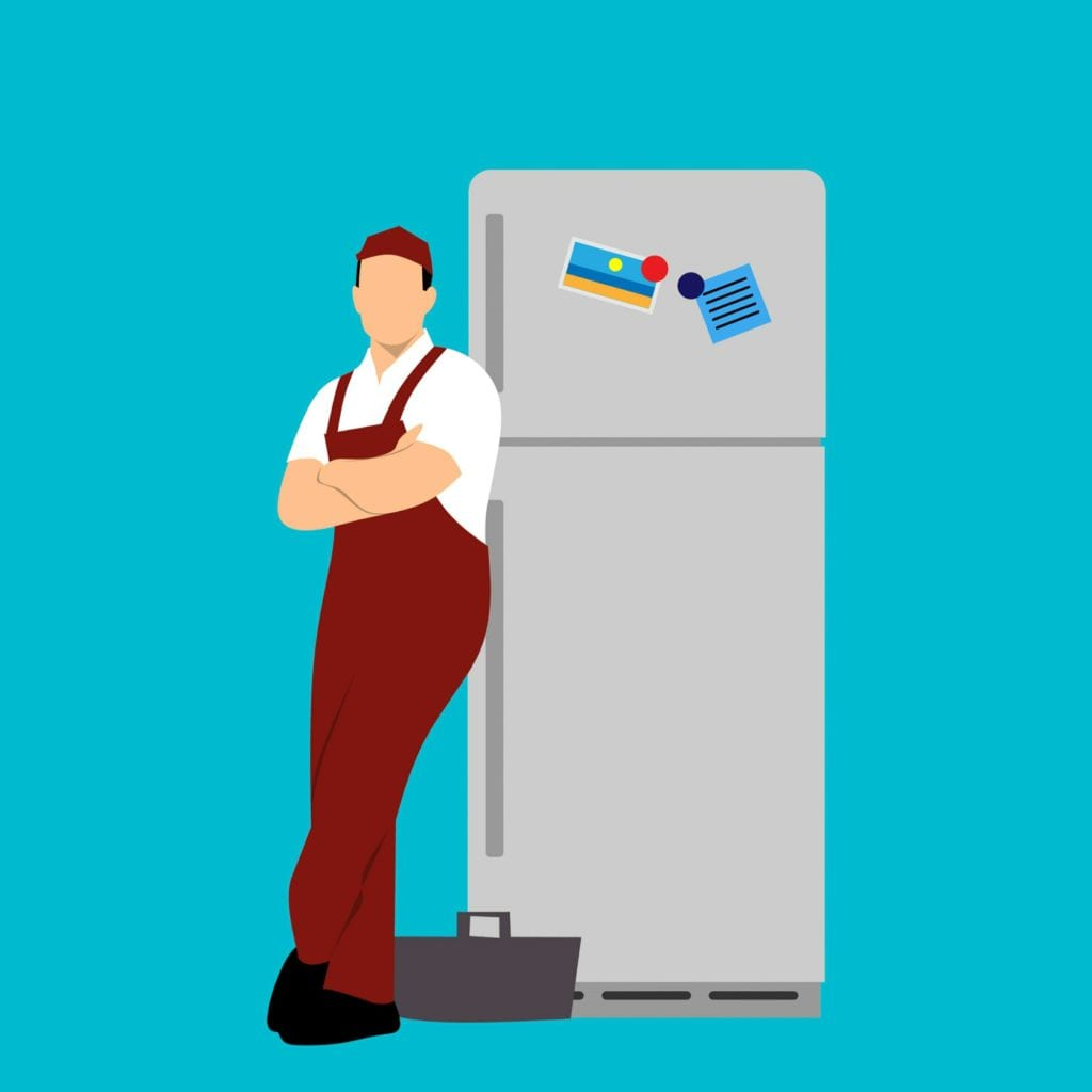 South Florida Sub-Zero Refrigeration Repair Service